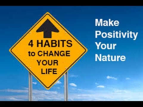 How to Change Your Life in 30 Days: Think Positive, Do Positive, Be Positive!