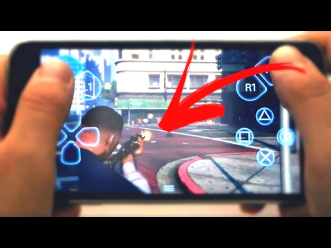Run PC, PS4 , Xbox games on Android!! (No Root and No PC or Console)