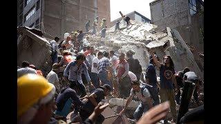7.1 Earthquake Hits Mexico - LIVE COVERAGE