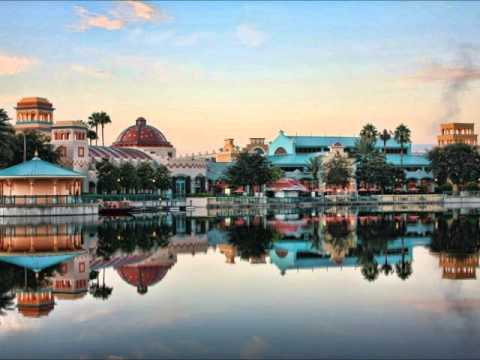 Coronado Springs - El Centro Music