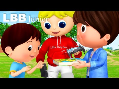 Sharing Is Caring Song | Original Songs | By LBB Junior