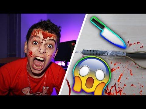HOW TO MAKE A DANGEROUS DIY SLINGSHOT! (1000+ MPH) | DANGEROUS DIY WEAPON