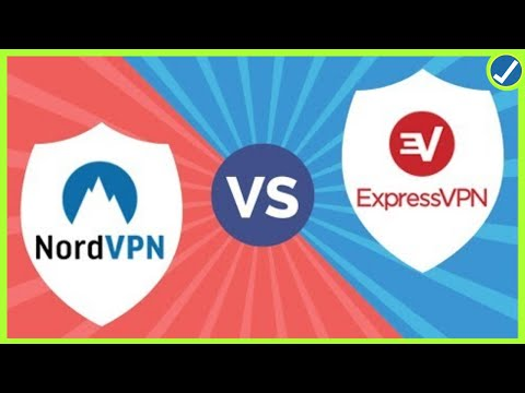VPN Comparison - NordVPN vs. ExpressVPN: Which one is better?