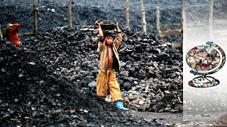 The Children Working On Indian Coal Mines