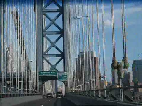 New Jersey to Manhattan to Brooklyn (silent)