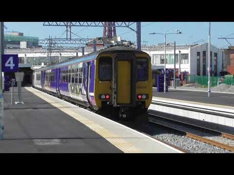 Blackpool North Station 7/5/18