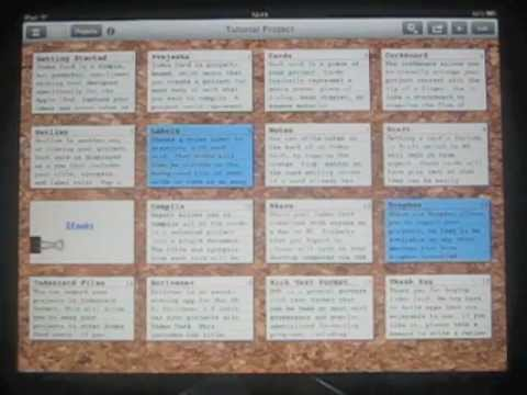 Index Card iPad App Review - AppReviews4U