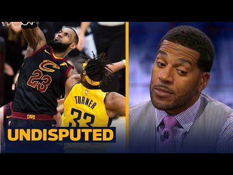 Jim Jackson on LeBron's 46-pt night, Talks Cleveland's adjustments ahead of Game 3   UNDISPUTED