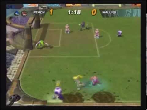 Super Mario Strikers #2 -  Mushroom Cup (Part 2)
