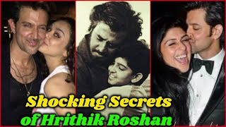 Shocking Secrets about Hrithik Roshan | You Never Know