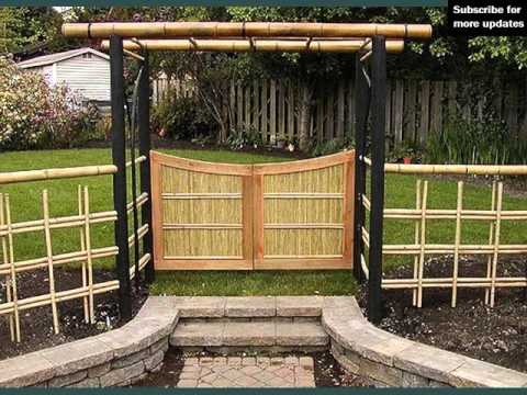 Bamboo Fencing Ideas | Fence Ideas And Designs
