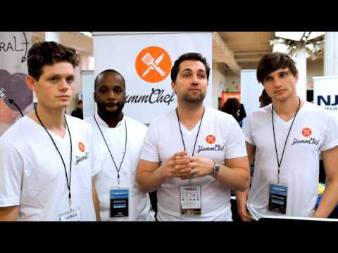 YummChef at CoInvent Pulse Festival 2015 - New York