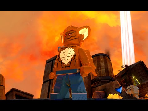 LEGO Batman 3: Beyond Gotham - Man-Bat Gameplay and Unlock Location