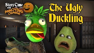 Annoying Orange - Story Time: The Ugly Duckling