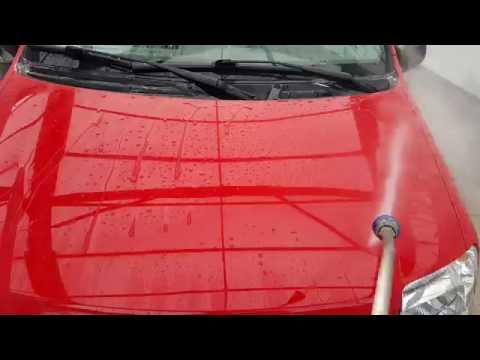 my homemade car wax #1 vs #4 (Fiat Panda) - auto SPA - poprawiamy komfort jazdy