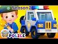 ChuChu TV Police For Kids Season 2 Awards Ceremony Bravery Awards For Saving The City From Thieves