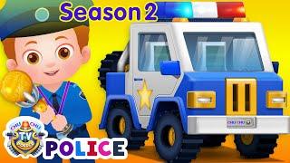 ChuChu TV Police for Kids Season 2 Awards Ceremony - Bravery Awards for Saving the City from Thieves