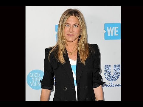 JENNIFER ANISTON TO PLAY FIRST LESBIAN PRESIDENT IN NETFLIX FILM