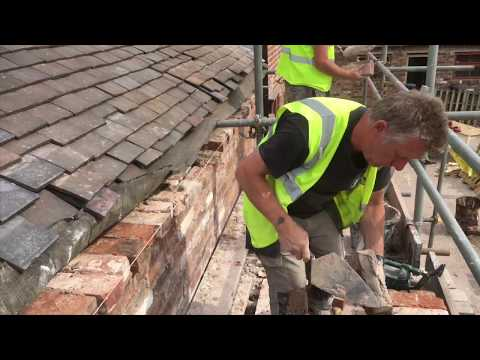 Barn conversion:  brick dental course