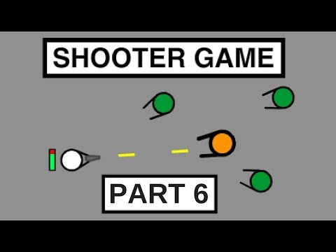Scratch Tutorial: How to Make a Shooter Game (Part 6)