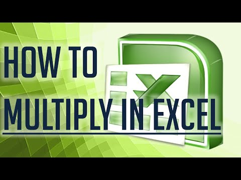 [Free Excel Tutorial] HOW TO MULTIPLY IN EXCEL- Full HD