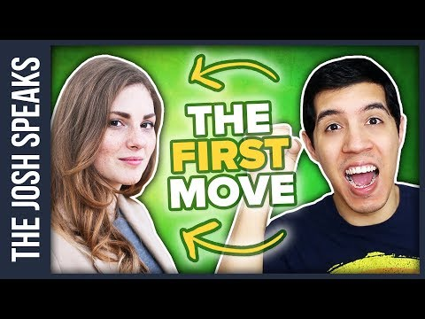 Making The First Move on Your Crush (How To Do It Right)