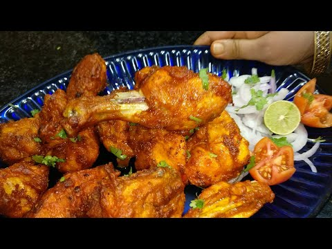 Chicken Chapli Fry - Unique chicken fry recipe ,kabhi nahi banai hogi ye recipe