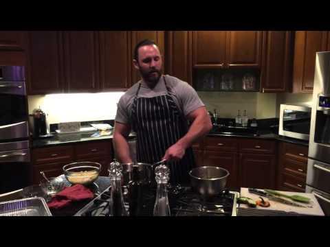 The Bodybuilding Chef - Episode 6- Queso Fundido