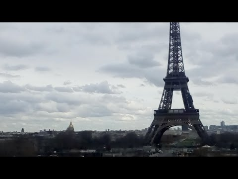 Live From The Eiffel Tower - Getting Some Inspiration