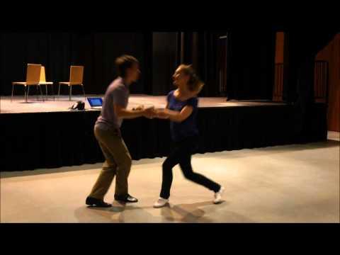 Moves for Fast Lindy Hop Swing Dancing (Beginner+/Intermediate)