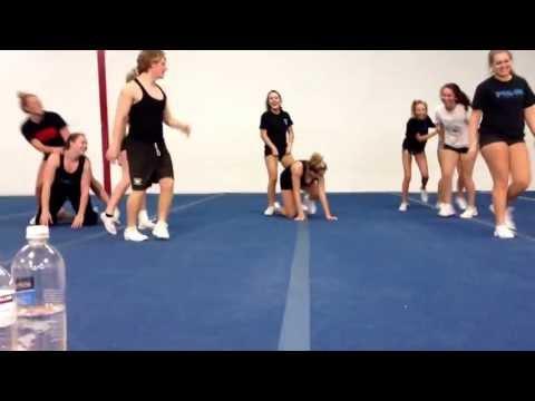 Cheerleading Prom-posal