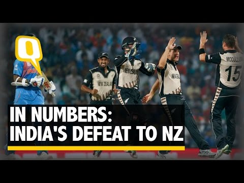 In Numbers: India WT20 defeat to New Zealand