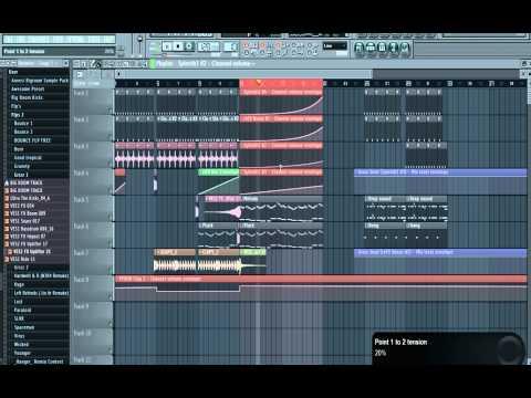 Fl studio 11 - Tutorial How To Make A Full Progressive EDM / House Song HD (+Free flp)