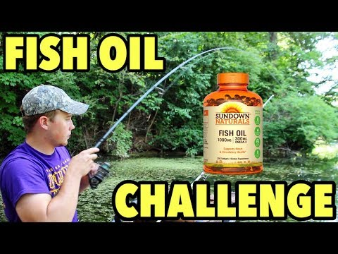 BULLHEAD CATFISHING USING FISH OIL CHALLENGE!?