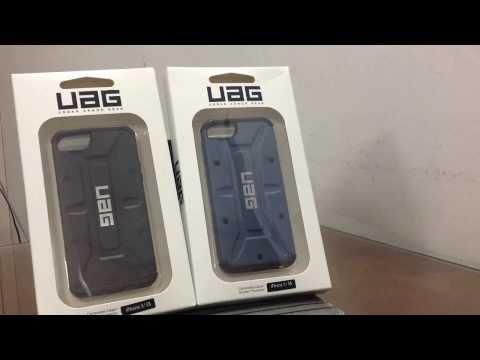 Unboxing : UAG Aero Case For iPhone 5/5S
