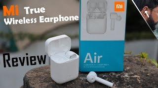 Mi Air True Wireless Earphone Review - Budget Apple Airpods Jaisa 🔥😃