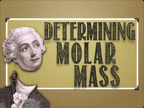 Composition Mathematics: Determining Molar Mass