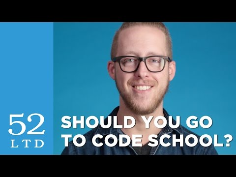 Will Code School Help You Find a Job? | 52 Limited