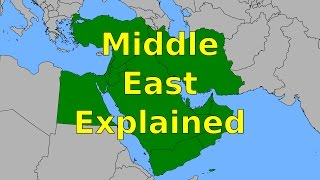 Middle East Explained - The Religions, Languages, and Ethnic Groups