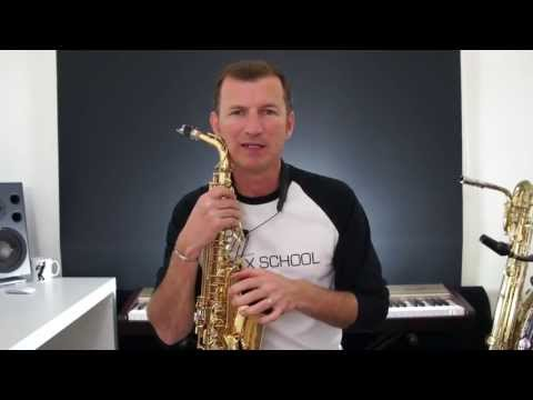 Sax Solo from Harden My Heart by Quaterflash - How to play on alto saxophone