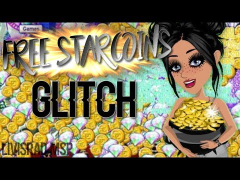 FREE STARCOINS GLITCH ON MSP! (NOT PATCHED)