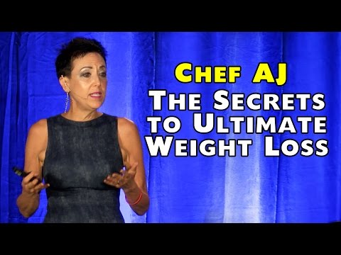 Ultimate Weight Loss - Chef AJ