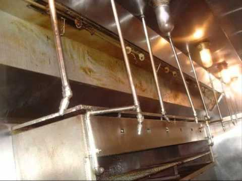 Kitchen Hood and Commercial Grease Trap Cleaning