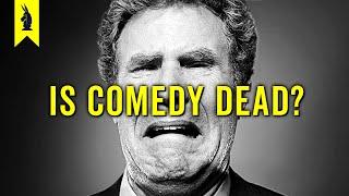 Is Comedy DEAD? (feat. Marvel, Jordan Peele, Men In Black) – Wisecrack Edition
