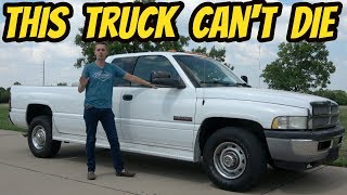 Here's Why Old Ram Diesel Trucks Live Forever