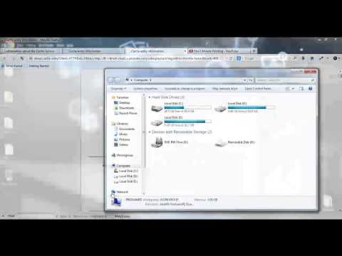 Youtube Video Download from Mozilla Firefox Cache Windows 7 - Alternate