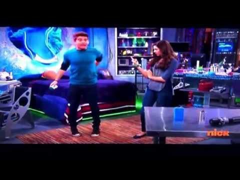 The thundermans max gets a wedgie