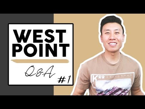 HOW TO GET INTO THE USMA AT WEST POINT! | ThomasVlogs