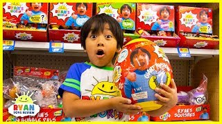 Download Ryan Toy Hunt for his own toys Ryan's World at Walmart!!! Video