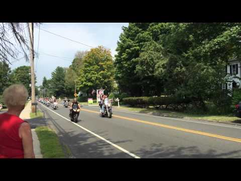 CT United Motorcycle Ride Aug 30 2015